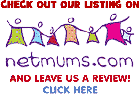 Leave us a review on NetMums.com!